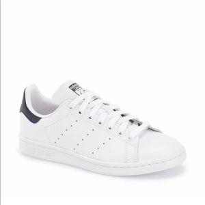 NWT Adidas Stan Smith Sneaker White / Navy